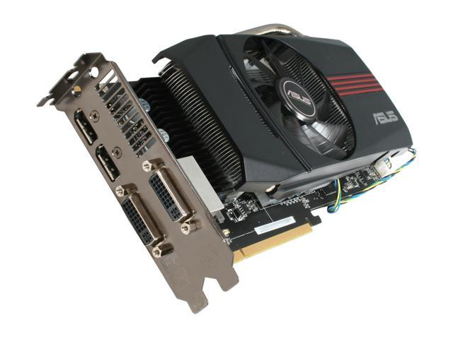 ASUS Radeon HD 6870 DirectX 11 EAH6870 DC/2DI2S/1GD5 Video Card with Eyefinity