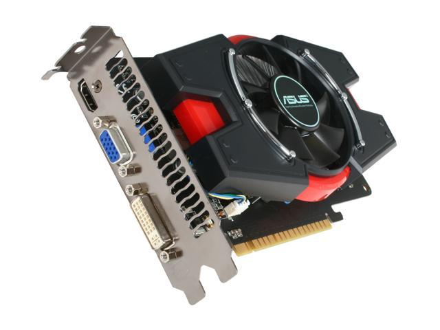 ASUS GeForce GT 440 (Fermi) DirectX 11 ENGT440/DI/1GD5 Video Card