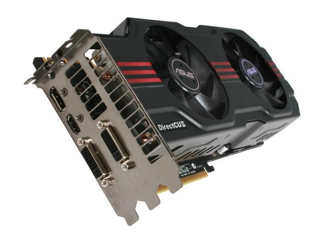 ASUS GeForce GTX 580 (Fermi) DirectX 11 ENGTX580 DCII/2DIS/1536MD5 Video Card