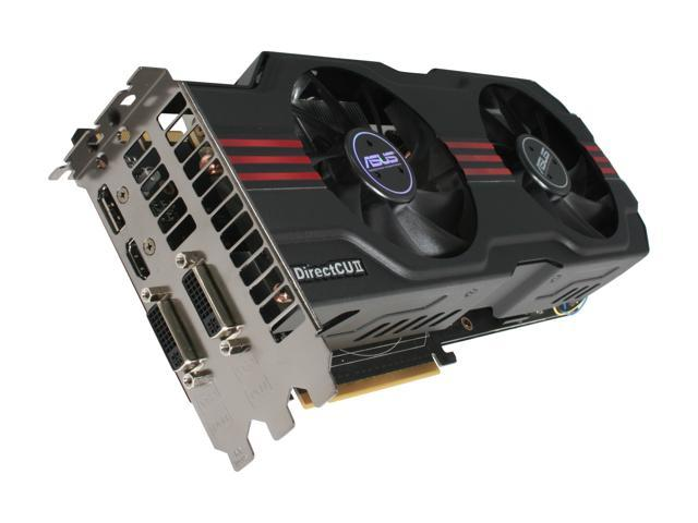 ASUS GeForce GTX 570 (Fermi) DirectX 11 ENGTX570 DCII/2DIS/1280MD5 Video Card