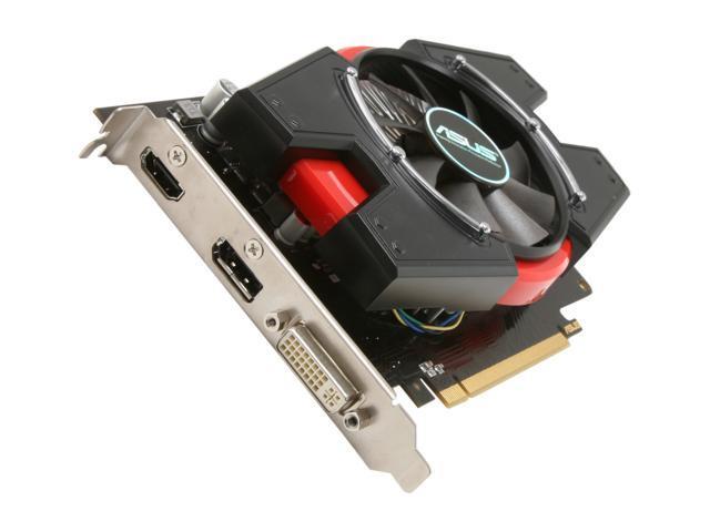 ASUS Radeon HD 6670 DirectX 11 EAH6670/DIS/1GD5 1GB 128