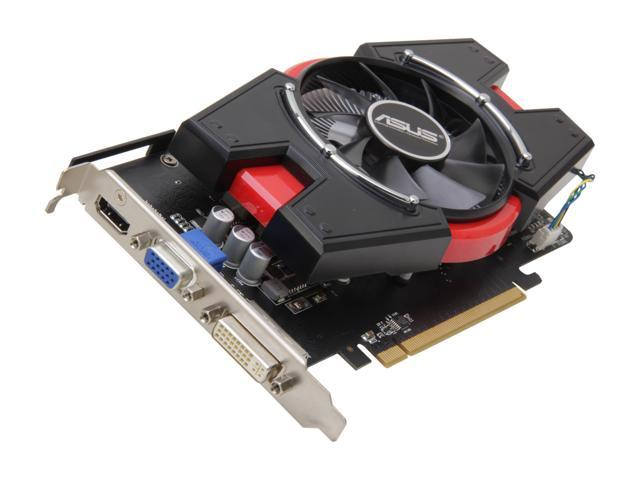 ASUS Radeon HD 6770 DirectX 11 EAH6770/DI/1GD5 Video Card
