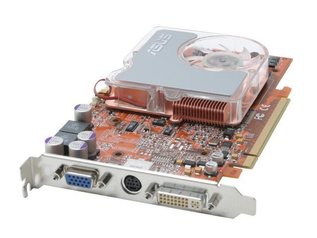 ASUS Radeon X800 DirectX 9 EAX800/TD/128M Video Card