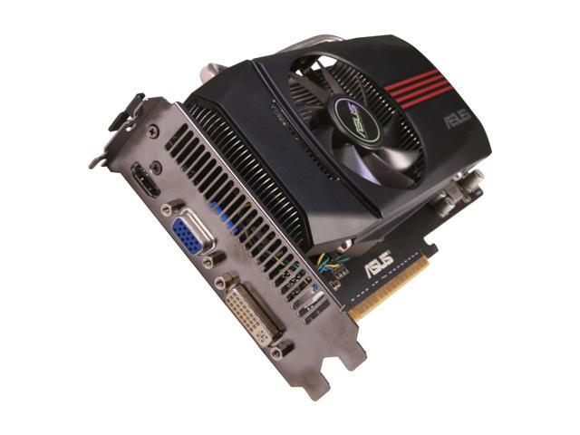ASUS ENGTX550 TI DC/DI/1GD5 GeForce GTX 550 Ti (Fermi) 1GB 192-Bit GDDR5 PCI Express 2.0 x16 HDCP Ready SLI Support Video Card Manufactured Recertified