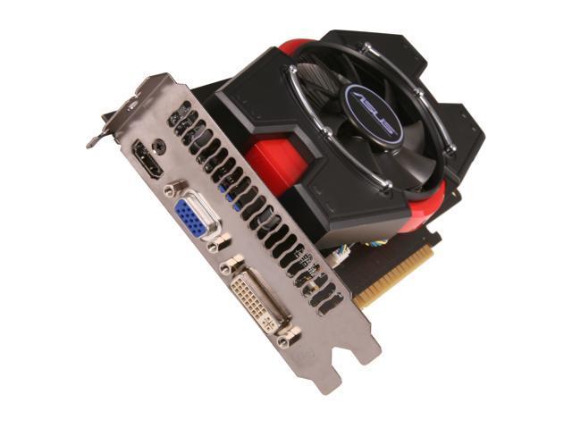 ASUS GeForce GT 440 (Fermi) DirectX 11 ENGT440/DI/1GD5 Video Card