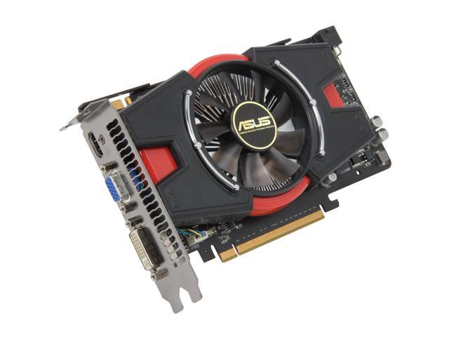 ASUS GeForce GTS 450 (Fermi) DirectX 11 ENGTS450/DI/1GD5 Video Card