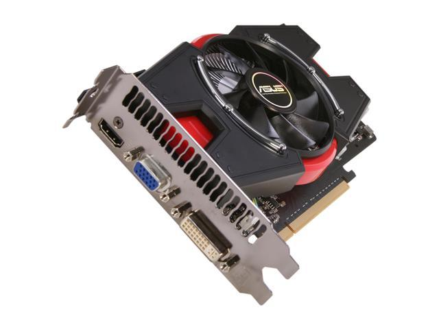 ASUS GTX 500 GeForce GTX 550 Ti (Fermi) DirectX 11 ENGTX550 Ti/DI/1GD5 1GB 192-Bit GDDR5 PCI Express 2.0 x16 HDCP Ready SLI Support Plug-in Card Video Card