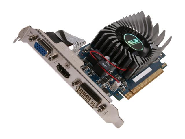 ASUS GeForce GT 620 DirectX 11 GT620-1GD3-L Video Card