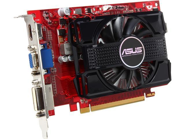 ASUS Radeon HD 6670 DirectX 11 HD6670-2GD3 2GB 128-Bit