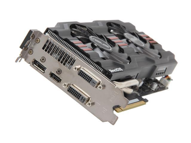 ASUS Radeon HD 7870 GHz Edition DirectX 11 HD7870-DC2-2GD5-V2 Video Card