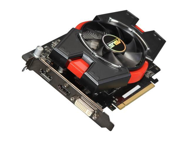 ASUS Radeon HD 7750 DirectX 11 HD7750-T-1GD5 Video Card