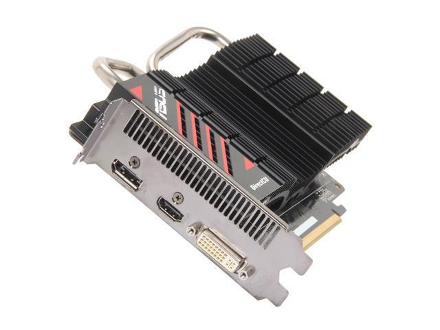 ASUS Radeon HD 7750 DirectX 11 HD7750-DCSL-1GD5 Video Card