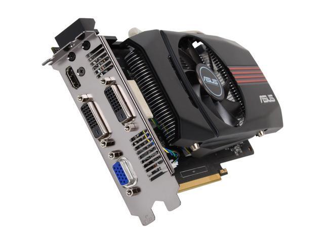 ASUS GeForce GTX 650 DirectX 11 GTX650-DC-1GD5 1GB 128-Bit GDDR5 PCI Express 3.0 x16 HDCP Ready Video Card