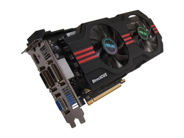 ASUS GeForce GTX 650 Ti DirectX 11 GTX650TI-DC2O-1GD5 Video Card