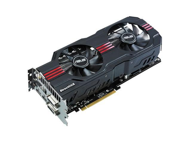 Asus ENGTX560Ti448DC2/2DIS/1280MD5 GeForce GTX 560 Ti Graphic Card - 732 MHz Core - 1.25 GB GDDR5 SDRAM - PCI Express 2.0 x16