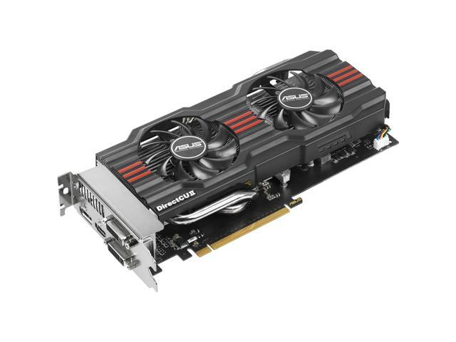 ASUS G-SYNC Support GeForce GTX 660 GTX660-DC2T-2GD5 Video Card