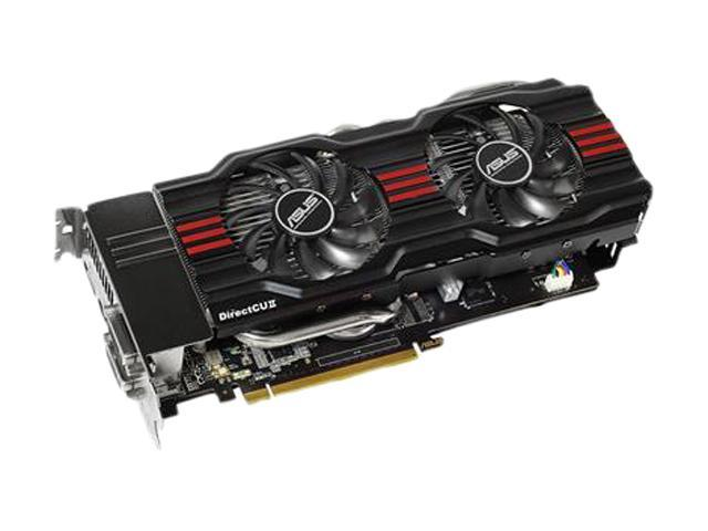ASUS GeForce GTX 670 GTX670-DC2OG-2GD5 Video Card