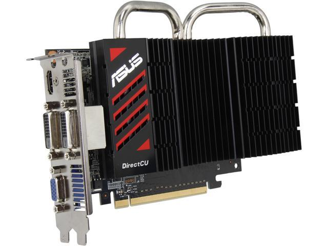 ASUS GeForce GT 640 DirectX 11 GT640-DCSL-2GD3 Video Card