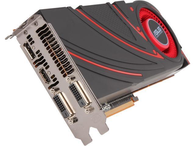 ASUS Radeon R9 290 R9290-4GD5 Video Card