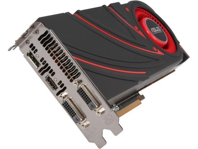 ASUS Radeon R9 290X DirectX 11.2 R9290X-4GD5 Video Card