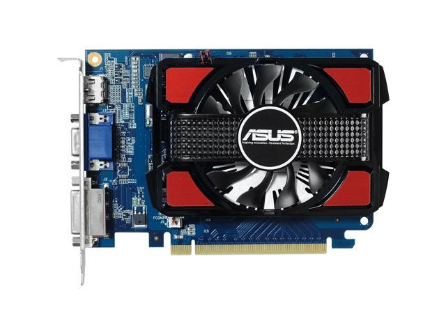 Asus GT630-2GD3-V2 GeForce GT 630 Graphic Card - 700 MHz Core - 2 GB DDR3 SDRAM - PCI Express 2.0