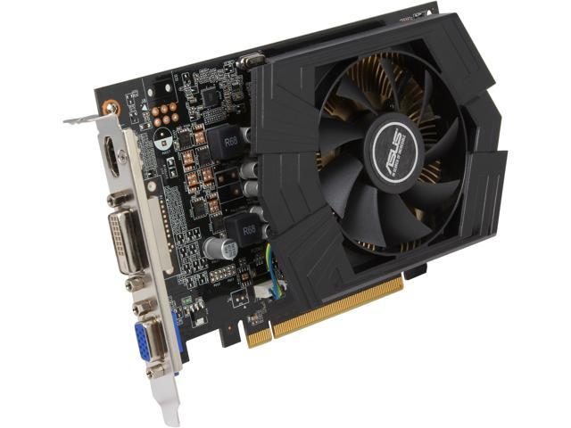 ASUS GTX750-PHOC-1GD5 G-SYNC Support GeForce GTX 750 1GB GDDR5 PCI Express 3.0 Video Card