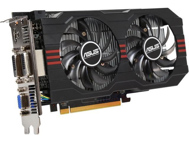ASUS GeForce GTX 750 Ti DirectX 11 GTX750TI-OC-2GD5 2GB 128-Bit GDDR5 PCI Express 3.0 HDCP Ready Video Card