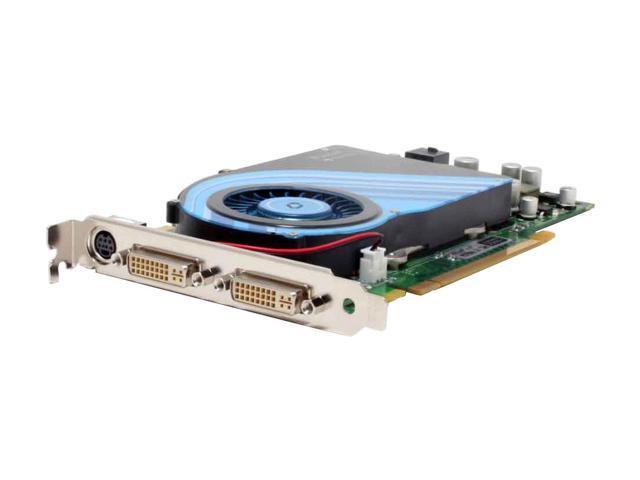Leadtek GeForce 7900GS DirectX 9 WinFast PX7900GS TDH 256MB 256MB 256-Bit GDDR3 PCI Express x16 HDCP Ready SLI Support Video Card