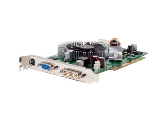 Leadtek WinFast A7600 GS TDH GeForce 7600GS 256MB 128-bit GDDR2 AGP 4X/8X Video Card
