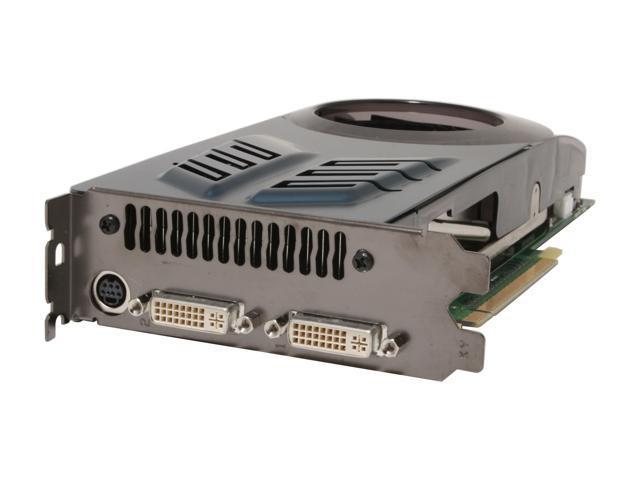 Leadtek GeForce 8800 GTS DirectX 10 WinFast PX8800 GTS TDH 640MB 320-Bit GDDR3 PCI Express x16 HDCP Ready SLI Support Video Card