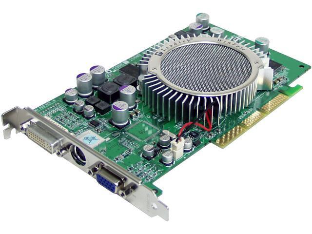 Leadtek GeForce FX 5700 DirectX 9 WinFast A360 TD Video Card