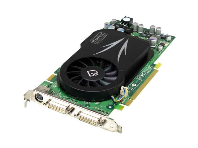 Leadtek GeForce 7800GT DirectX 9 PX7800GT Extreme TDH Video Card