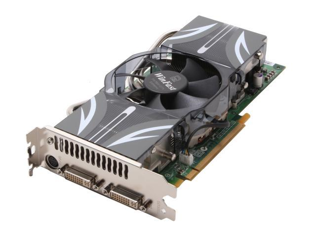 Leadtek GeForce 7800GTX DirectX 9 WinFast PX7800GTX TDH myVIVO Extreme Video Card
