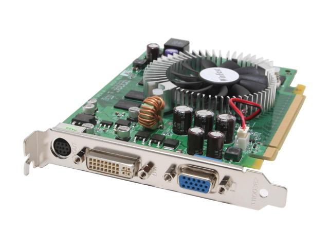 Leadtek GeForce 6600 DirectX 9 WinFast PX6600 TD DDR2 256MB 128-Bit GDDR2 PCI Express x16 SLI Support Video Card