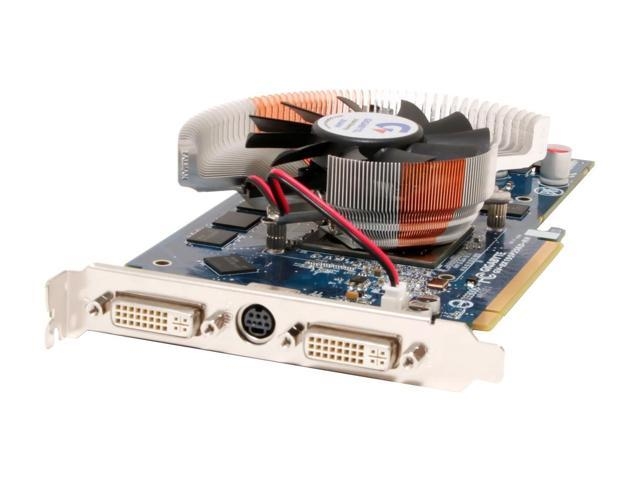 GIGABYTE Radeon X1950PRO DirectX 9 GV-RX195P256D-RH Video Card