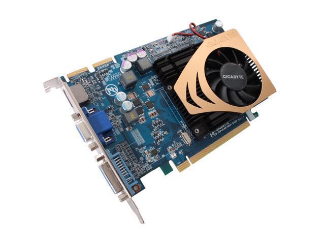 GIGABYTE Radeon HD 4670 DirectX 10.1 GV-R467D3-512I Video Card