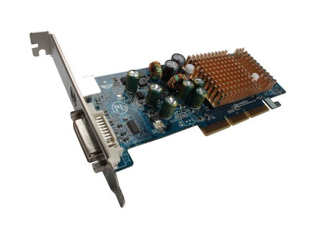 GIGABYTE GeForce 6200 DirectX 9 GV-N62256DP2-RH Video Card
