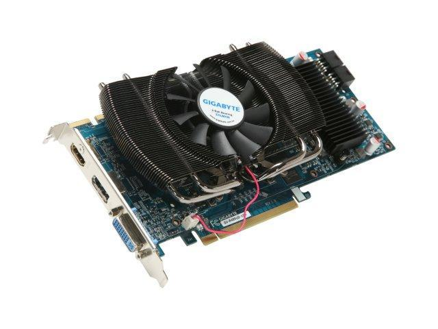 GIGABYTE Radeon HD 4890 DirectX 10.1 GV-R489UD-1GD 1GB 256-Bit GDDR5 PCI Express 2.0 x16 HDCP Ready CrossFireX Support Video Card