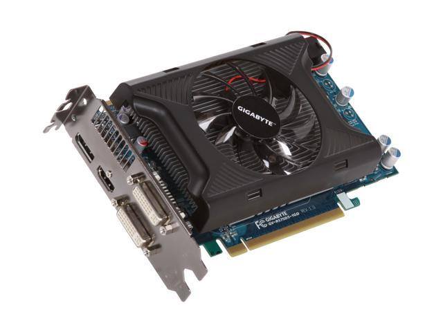 GIGABYTE Radeon HD 5750 DirectX 11 GV-R575D5-1GD Video Card