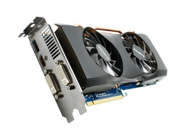 GIGABYTE Radeon HD 5870 (Cypress XT) DirectX 11 GV-R587UD-1GD Video Card w/ Eyefinity