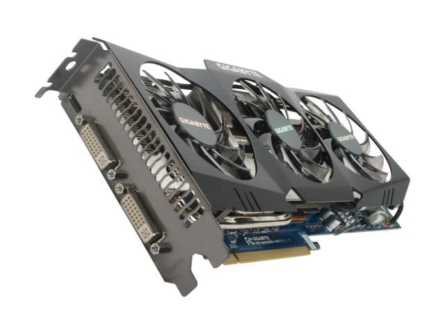 GIGABYTE Super Overclock Series GeForce GTX 470 (Fermi) DirectX 11 GV-N470SO-13I Video Card