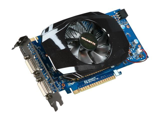 GIGABYTE GeForce GTS 450 (Fermi) DirectX 11 GV-N450-1GI Video Card