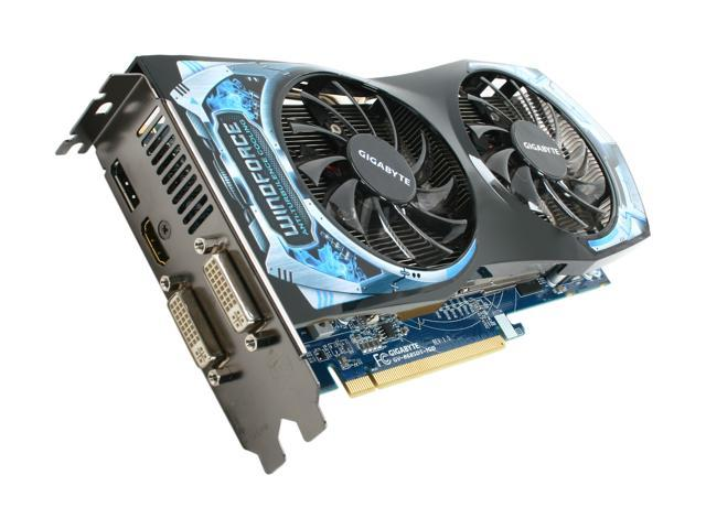 GIGABYTE Radeon HD 6850 DirectX 11 GV-R685D5-1GD Video Card with Eyefinity
