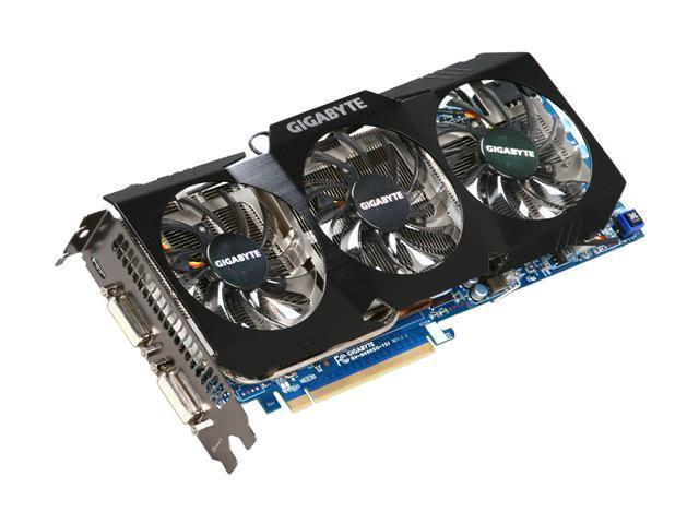 GIGABYTE Super Overclock Series GeForce GTX 480 (Fermi) DirectX 11 GV-N480SO-15I Video Card