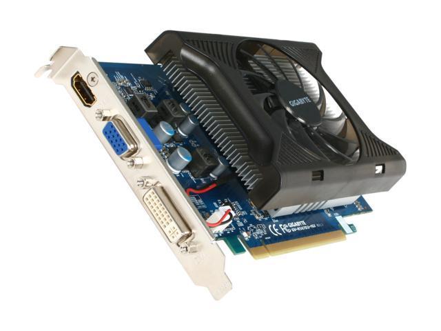 GIGABYTE Radeon HD 5670 DirectX 11 GV-R567D3-1GI Video Card