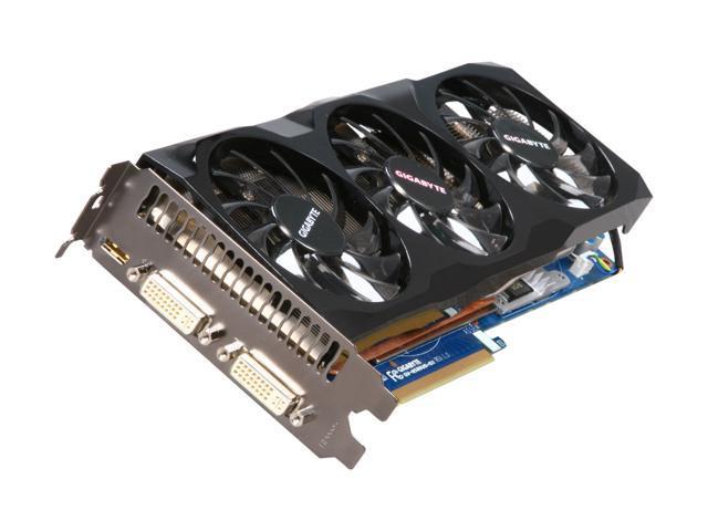 GIGABYTE GeForce GTX 580 (Fermi) DirectX 11 GV-N580UD-15I 1536MB 384-Bit GDDR5 PCI Express 2.0 x16 HDCP Ready SLI Support Video Card