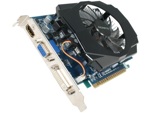 how to find the write graphics card driver gigabyte