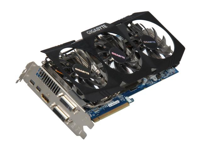 GIGABYTE Radeon HD 6870 DirectX 11 GV-R687SO-1GD 1GB 256-Bit GDDR5 PCI Express 2.1 x16 HDCP Ready CrossFireX Support Video Card with Eyefinity