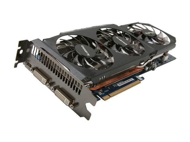 GIGABYTE Super Overclock Series GeForce GTX 570 (Fermi) DirectX 11 GV-N570SO-13I Video Card