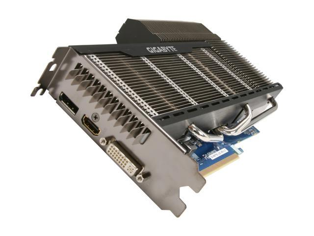 GIGABYTE Radeon HD 6770 DirectX 11 GV-R677SL-1GD 1GB 128-Bit GDDR5 PCI Express 2.1 x16 HDCP Ready CrossFireX Support Video Card